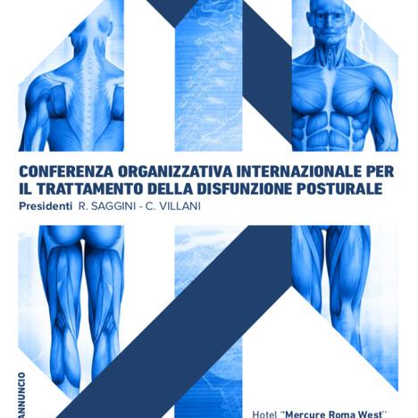 III Congresso Internazionale di Posturologia Clinica