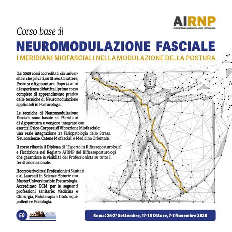 Corso Base di Neuromodulazione Fasciale