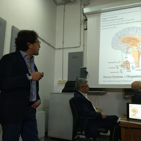 Dr Gianluca Bianco Master Universitario Neuromodulazione Auricolare (Sassari)