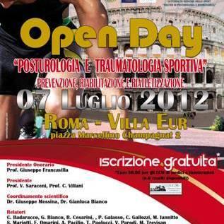 Open Day di Posturologia a Roma