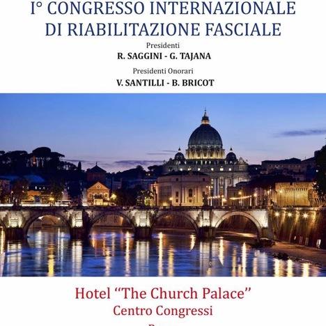 I Congresso Internazionale di Riabilitazione Fasciale