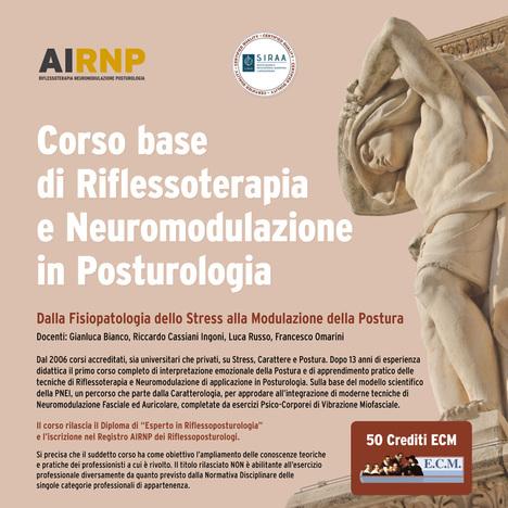Corso Base di Riflessoterapia e Neuromodulazione in Posturologia