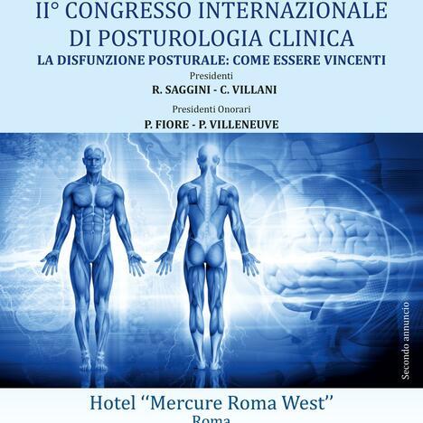 II Congresso Internazionale di Posturologia Clinica