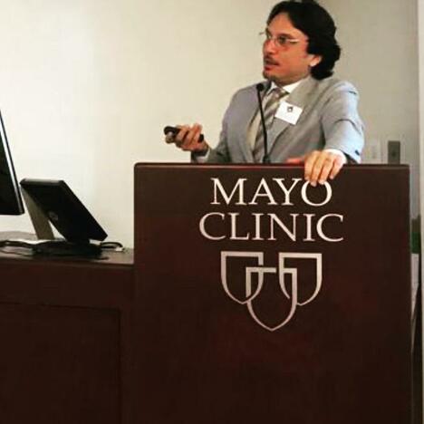 Foto istituzionali del Dr Gianluca Bianco