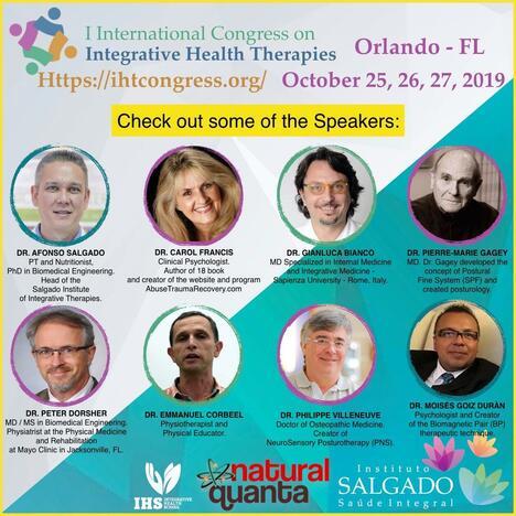 I International Congress on Integrative Health Terapies