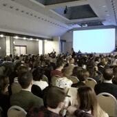 L'aula plenaria durante il Congresso di Posturologia Clinica