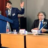 Il dott. Bianco al Ventennale del Master in Posturologia