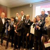 I relatori e gli ospiti internazionali del Congresso